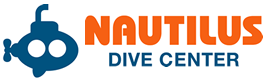 Nautilus Dive Center Λογότυπο