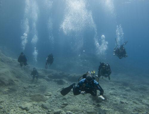 Κατάδυση στην Κακιά θάλασσα – Dive at Kakia Thalassa 13/9