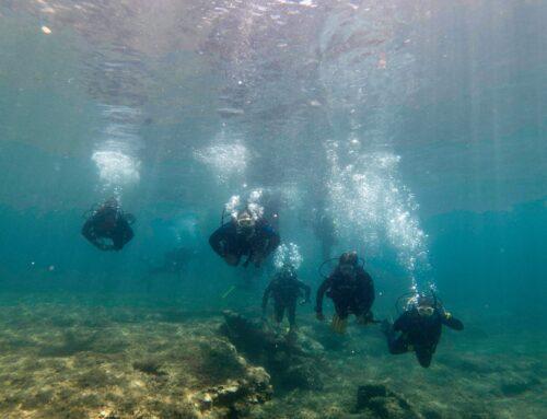 Κατάδυση στα Λεγρενά – Dive at Legrena 20/9